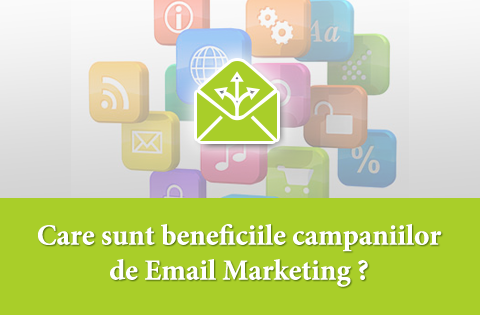 Beneficii Email Marketing Agentie Social Lions